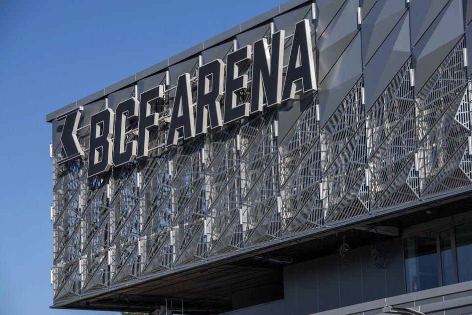 La nouvelle BCF Arena