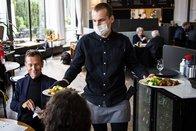 Les restaurants resteront fermés jusqu'au 10 décembre