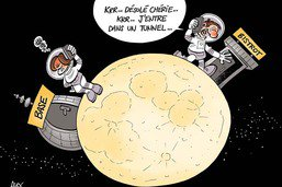 Bientôt la téléphonie mobile aussi sur la Lune
