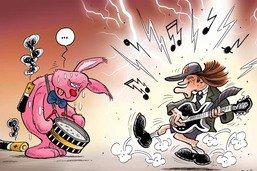 Musique: le rock électrique d'AC/DC dure beaucoup plus longtemps!
