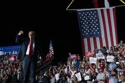 """Floride: Trump retrouve les estrades de campagne """"en pleine forme"""""""