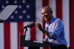 Il faut oublier les sondages et se mobiliser pour Biden, dit Obama