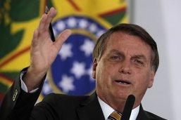Mise en garde de Bolsonaro à Biden sur l'Amazonie