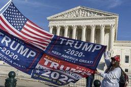 Nouveau revers pour Trump à la Cour suprême
