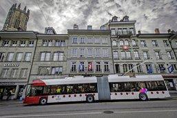Des bus 100% électriques à Fribourg