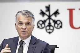 Ermotti laisse UBS au sommet