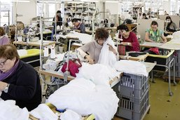 La «Vallée de la mode» à l'épreuve