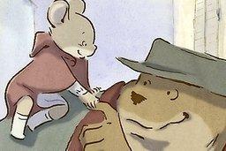 La poésie tendre de l'ours Ernest et de la souris Célestine
