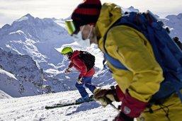 Stations de ski sous pression