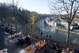 A Berne, les restaurants attirent les Romands