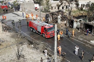 Attentat contre un centre éducatif de Kaboul: au moins 13 morts