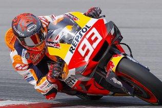 MotoGP: pas de retour anticipé pour Marc Marquez