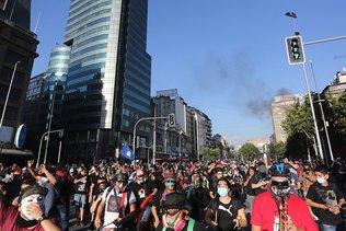Des milliers de manifestants demandent la démission du président