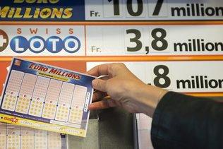 Pas de grand gagnant à l'Euro Millions