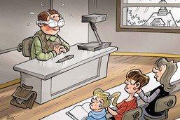 #balancetonprof – Bientôt la fin des enseignants reluqueurs?