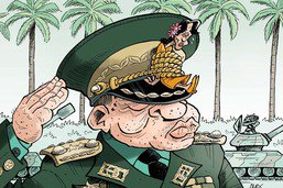 Birmanie: l'armée a repris le pouvoir