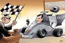 Pierre Maudet: après le Grand Prix de F1, le procès