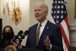 Biden plaide pour son plan de sauvetage