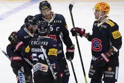 Gottéron s'impose enfin contre Lausanne !