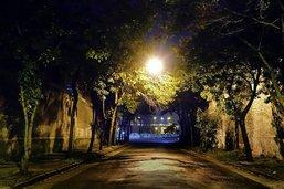 Traversée nocturne
