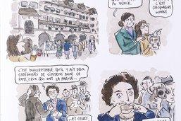 « Le siècle d'Emma » : la BD qui racontait l'Histoire suisse