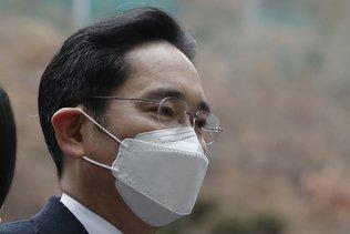 Corée du Sud: deux ans et demi de prison pour le patron de Samsung