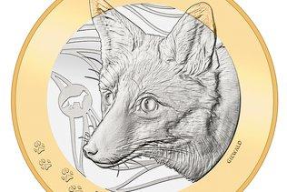 Friedrich Dürrenmatt et un renard ornent de nouvelles pièces