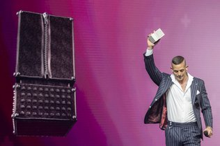 Loco Escrito et Arma Jackson récompensés aux Swiss Music Awards
