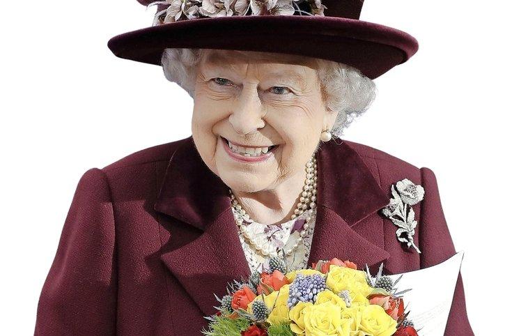 La reine d'Angleterre détrône Miss Marple