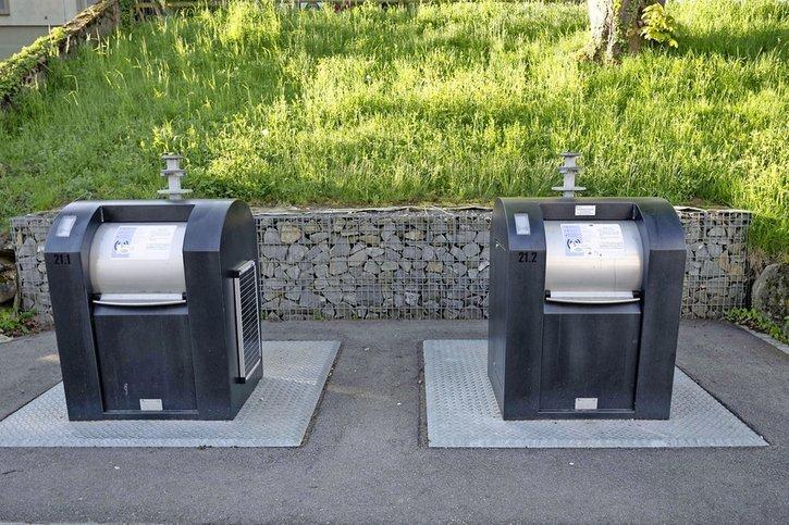 Guerre des déchets à Estavayer