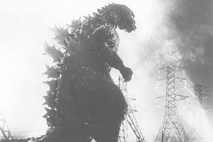Godzilla, Monstre sacré