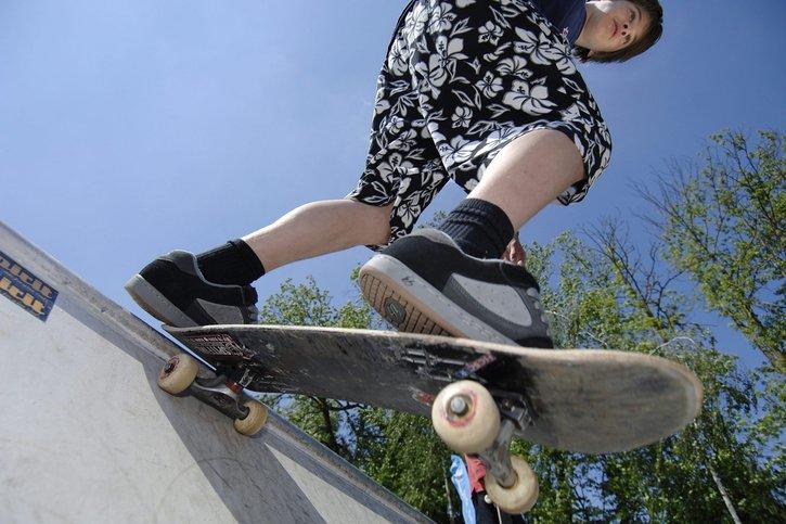 Un skatepark à Payerne pour l'été 2022