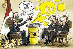 Deux candidats face à Bachar el-Assad pour la présidentielle syrienne