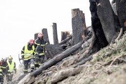 Incendie à Crésuz: vers la piste de la négligence
