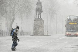 La chaleur en Arctique responsable de vagues de froid en Europe
