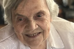 Marthe Pittet a fêté ses cent ans