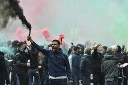 Manchester uni contre la cupidité