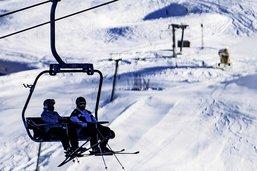 Le ski s'en sort bien