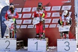 Valentine Macheret vice-championne de Suisse