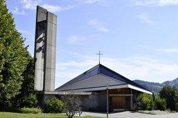 Les églises dans l'objectif