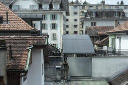 Cycliste renversée à Fribourg
