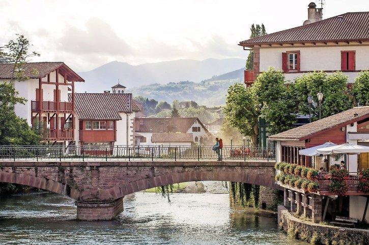 Les villages de l'arrière-pays basque
