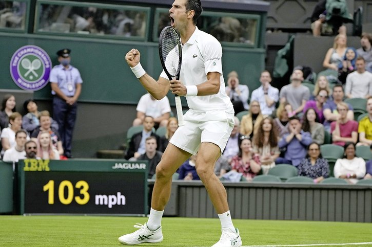 Qui peut arrêter Djokovic à Londres?
