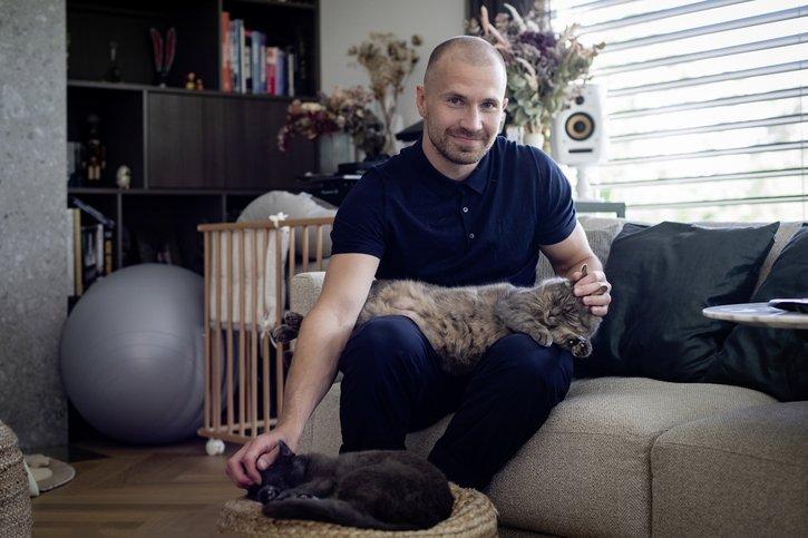 «Ces chats ont changé ma vie»