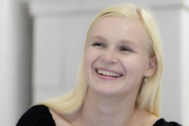 La  raging girl  d'Ukraine