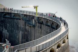 Balade historique sur le barrage