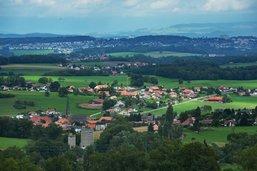 Pollution du réseau d'eau dans la commune de Gibloux
