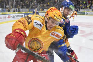 Harri Pesonen revient aux Langnau Tigers