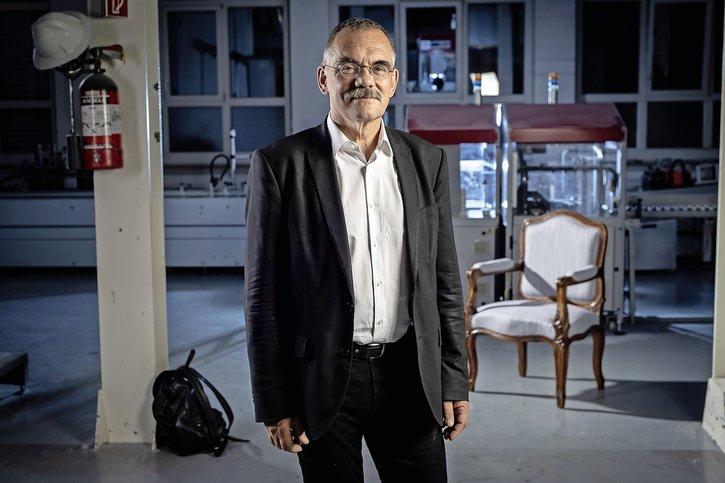 Jean-François Steiert: «Il faut une carapace solide»