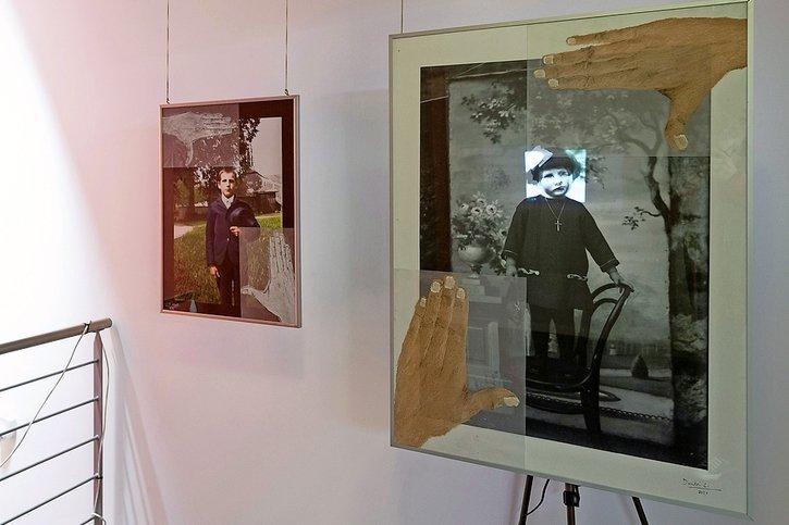 Une exposition AOP